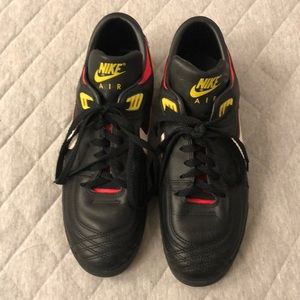 Nike Air indoor soccer shoes
